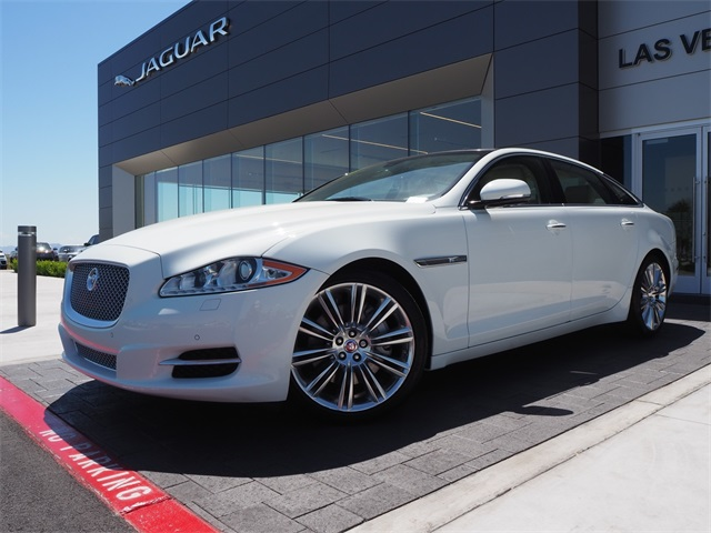Certified Pre-Owned 2014 Jaguar XJ XJL Portfolio