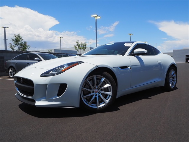 Certified Pre-Owned 2016 Jaguar F-TYPE Base