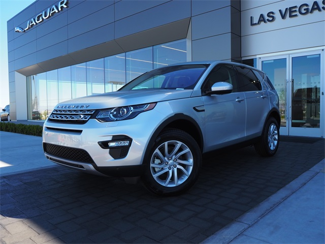 New 2019 Land Rover Discovery Sport HSE