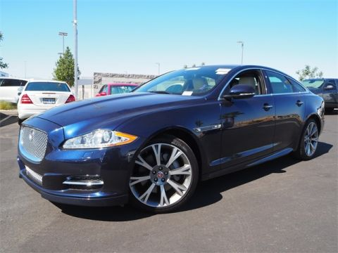 Certified Pre-Owned 2015 Jaguar XJ Base