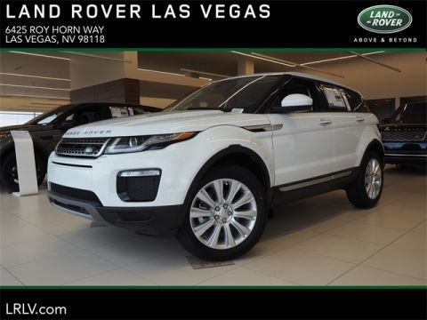 New 2019 Land Rover Range Rover Evoque HSE